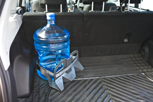 Stayhold Sidekick Shopping Holder Pack - for rubber liners in trunk holding water bottle with strap