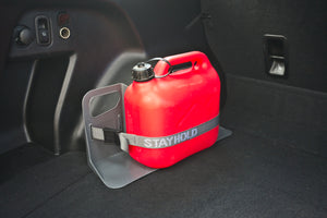 Stayhold Metro Shopping Holder Pack - for carpet holding fuel can
