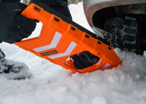 Compact Safety Shovel