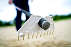GOLF BUNKER RAKE - POCKET
