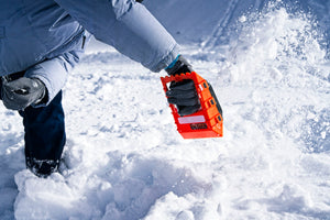 Stayhold Compact Safety Shovel - Mini clearing snow
