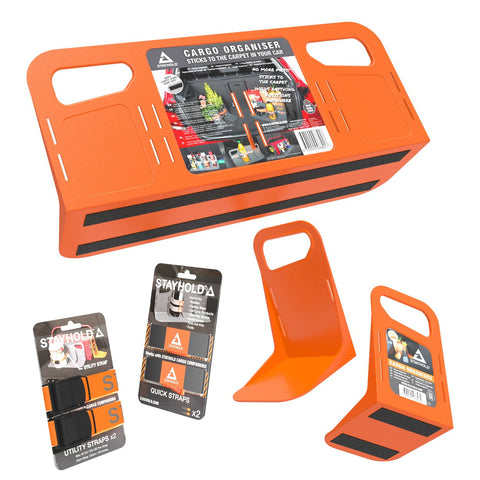 stayhold cargo organizer Super Pack (orange)