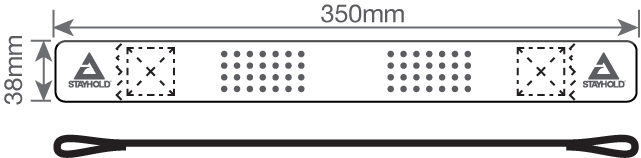 combi strap technical image