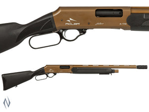 "ADLER A110 12G 20"" Bronze Tactical Lever Action Shotgun"