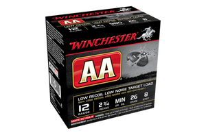 Winchester AA Featherlite 12G 8 2-3/4 26gm