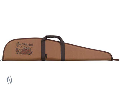 ALLEN TIN CAN SCOPED RIFLE CASE 40