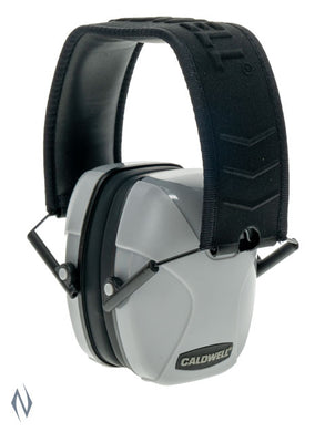 CALDWELL PASSIVE LOW PRO EAR MUFFS GREY