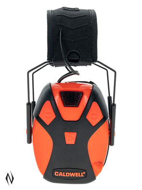 Caldwell Youth EMAX Pro Hot Coral Hearing Pro