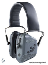 Load image into Gallery viewer, CHAMPION EAR MUFFS 24DB ELECTRONIC VANQUISH PRO BT BLUETOOTH BLUE
