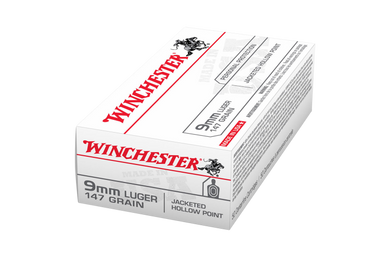 Winchester 9mm USA Value Pack 147gr JHP