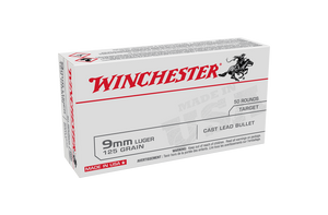Winchester USA Value Pack 125gr LRN