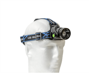 Z-Vision Head Lamp - LED Single Light