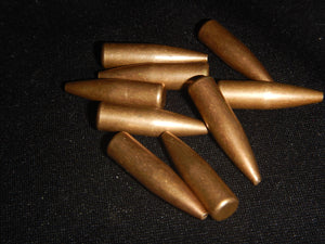 .312 135 Gr Hollow Point (Seconds)