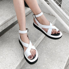 Load image into Gallery viewer, Corsa Ankle Strap Comfy Sandals