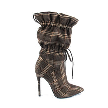 Load image into Gallery viewer, Monica Camouflage Sexy Boots