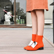 Load image into Gallery viewer, Kiki Unique Ankle Boots