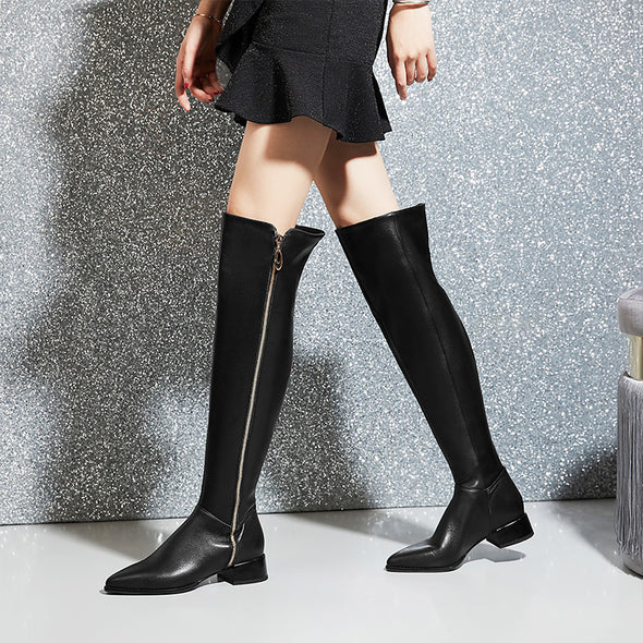 Jexi over the Knee Boots