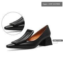 Load image into Gallery viewer, Chic Comfy Slip on Heels