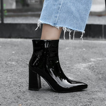 Load image into Gallery viewer, Lya Bright Ankle Booties