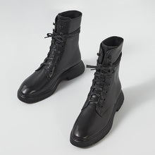 Load image into Gallery viewer, Gianna Combat Boots