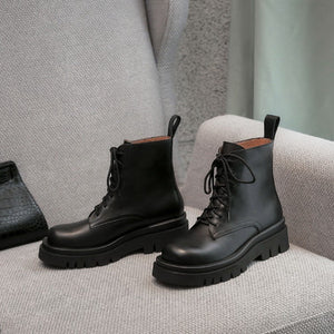 Arma Genuine Leather Combat Boots
