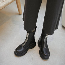 Load image into Gallery viewer, Nixon Zipper Boots