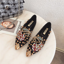 Load image into Gallery viewer, Jovita Loafers Flats