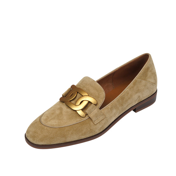 Kiki Chain Loafers