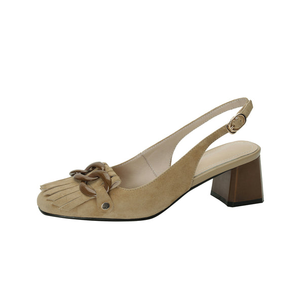 Blessing Slingback Pumps