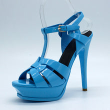 Load image into Gallery viewer, Olson Trendy Platform Sandals Heels