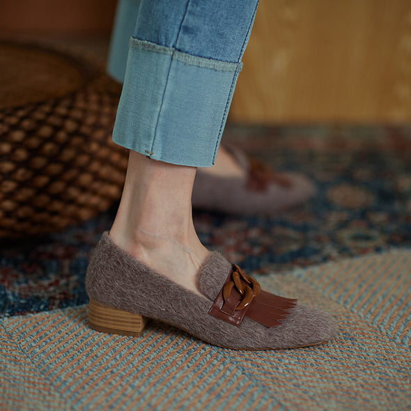 Joy Wool Loafers