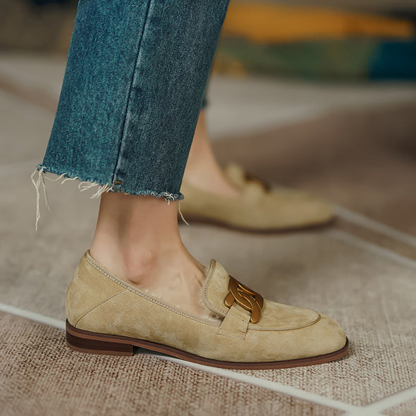 Kiki Wool Loafers