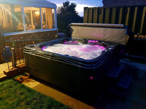 Where To Put Your Hot Tub Spa