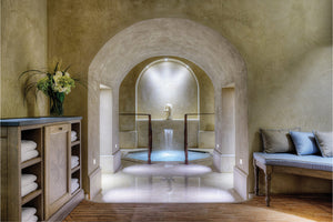 image of a luxury health spa