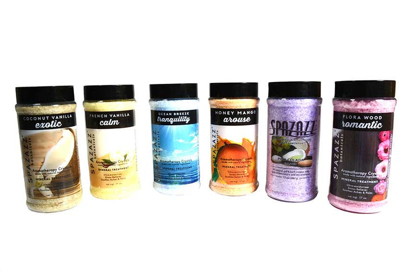 Hot Tub Aromatherapy Crystals Caribbean Pack | Plug & Play Hot Tubs