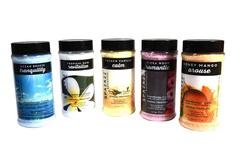 Hot Tub Aromatherapy Crystals Oceana Pack