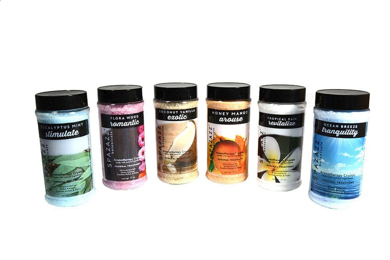 Hot Tub Aromatherapy Crystals Hawaiian Pack 3 | Plug & Play Hot Tubs