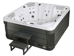 Nordic 5 Seat (2 Lounger) Luxury Hot Tub Spa