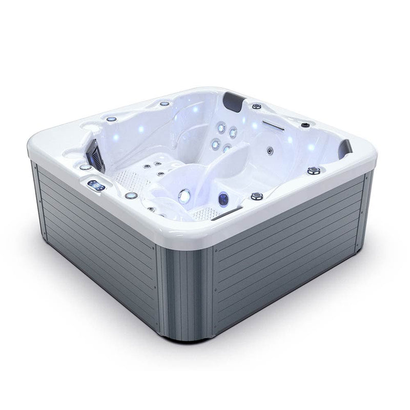Rio 5 Seat (2 Lounger) Luxury Hot Tub Spa | Plug & Play Hot Tubs