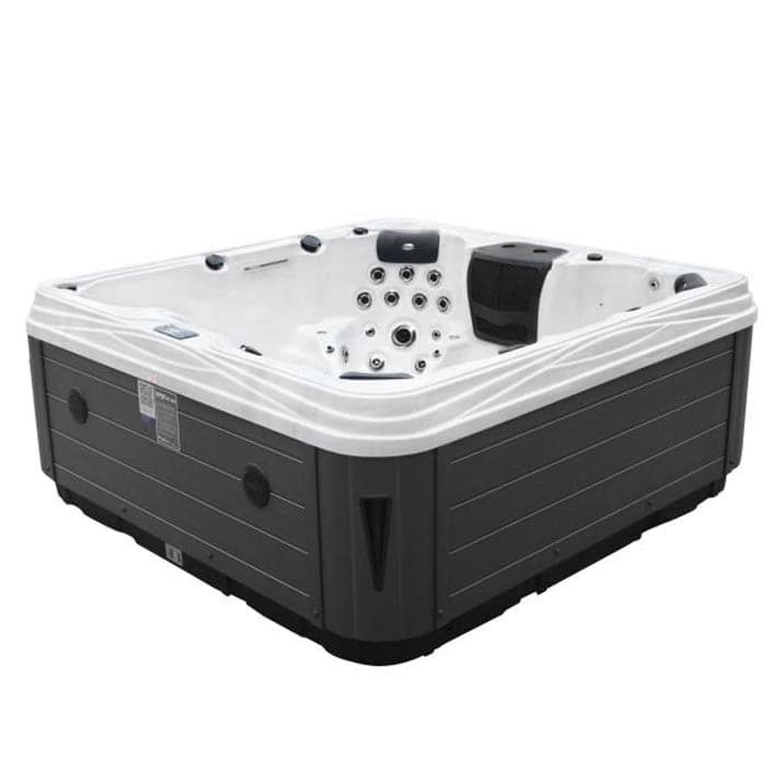 Santa Monica Luxury 6 Seat Hot Tub Spa | Plug & Play Hot Tubs