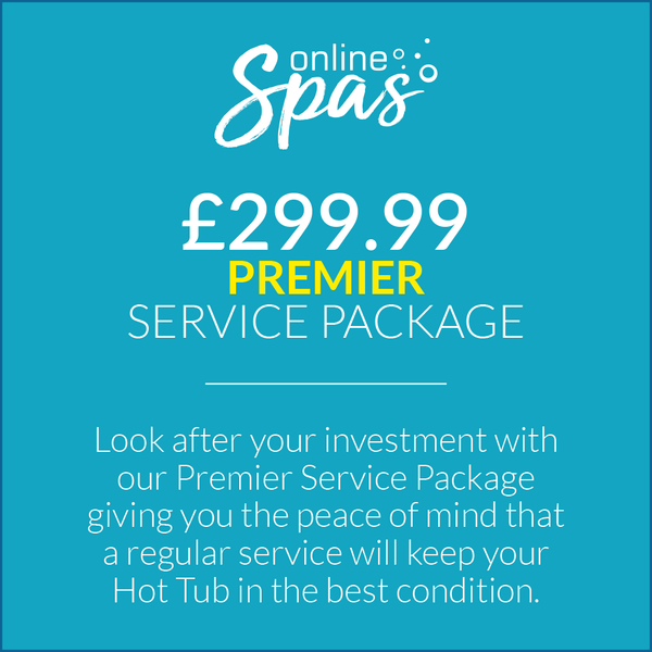 Premier Service Package | Plug & Play Hot Tubs
