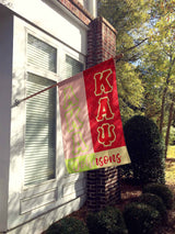SKEE-WEE! HOME - Alpha Kappa Alpha Perfect Combination Family Flag