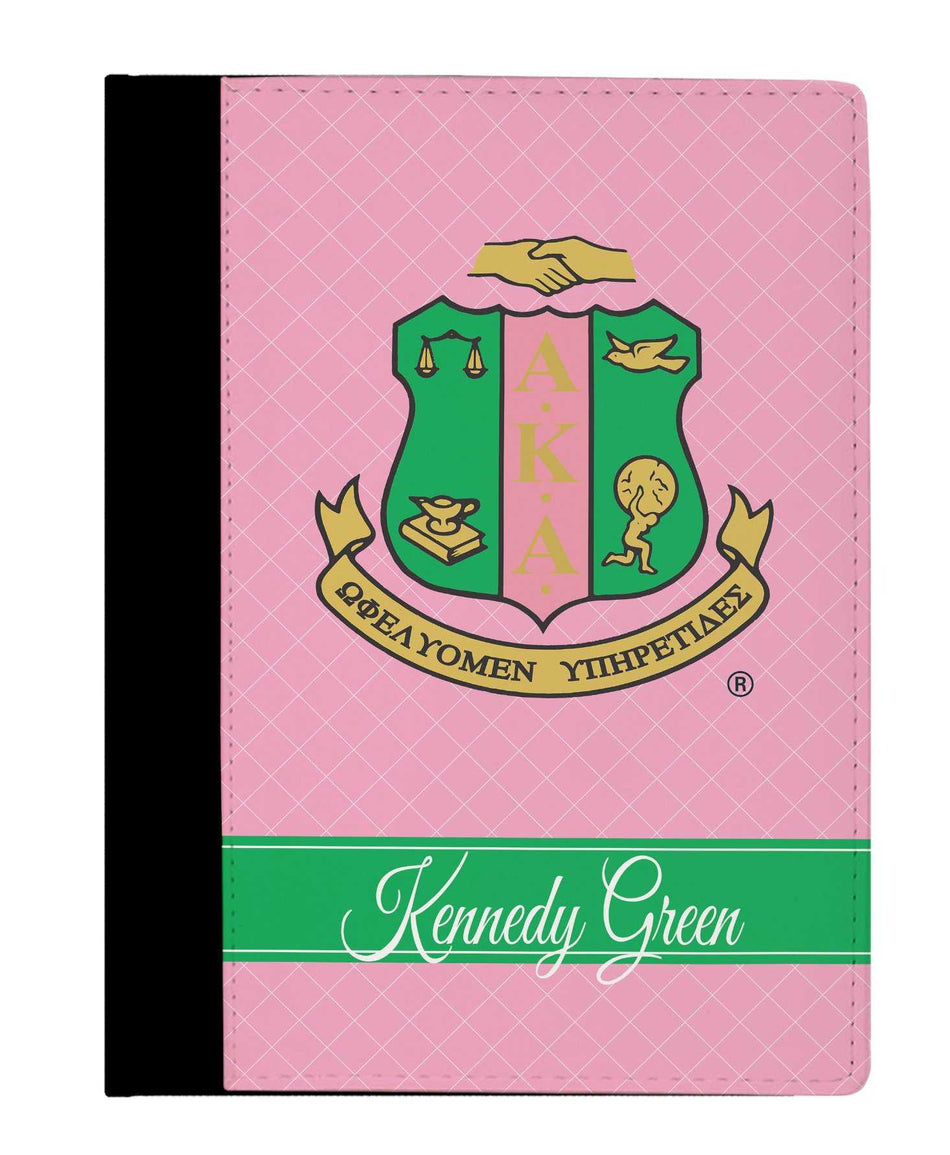 SKEE-WEE! OFFICE - Alpha Kappa Alpha Padfolio Shield