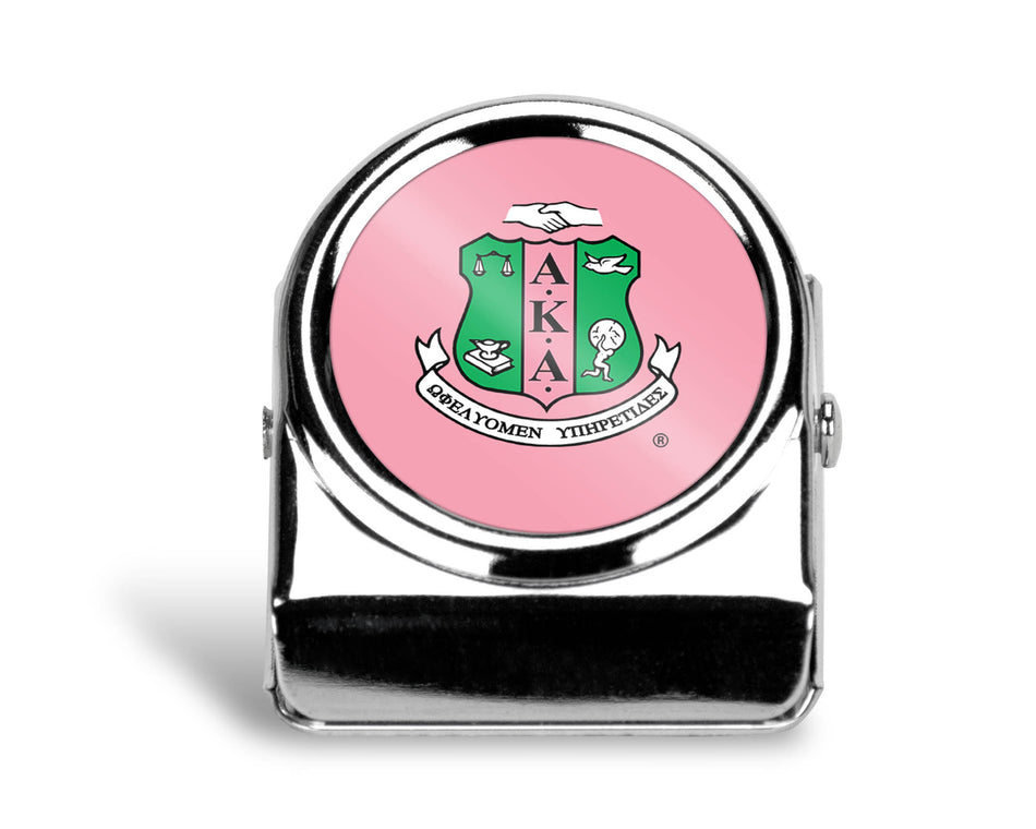 SKEE-WEE! OFFICE - Alpha Kappa Alpha Heavy Duty Memo Clip