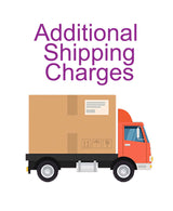 Additional Shipping Charges