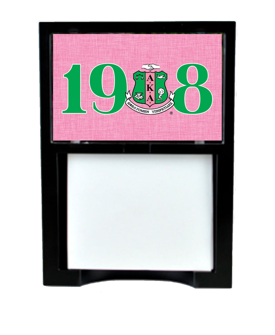 SKEE-WEE! OFFICE - Alpha Kappa Alpha Memo Tray