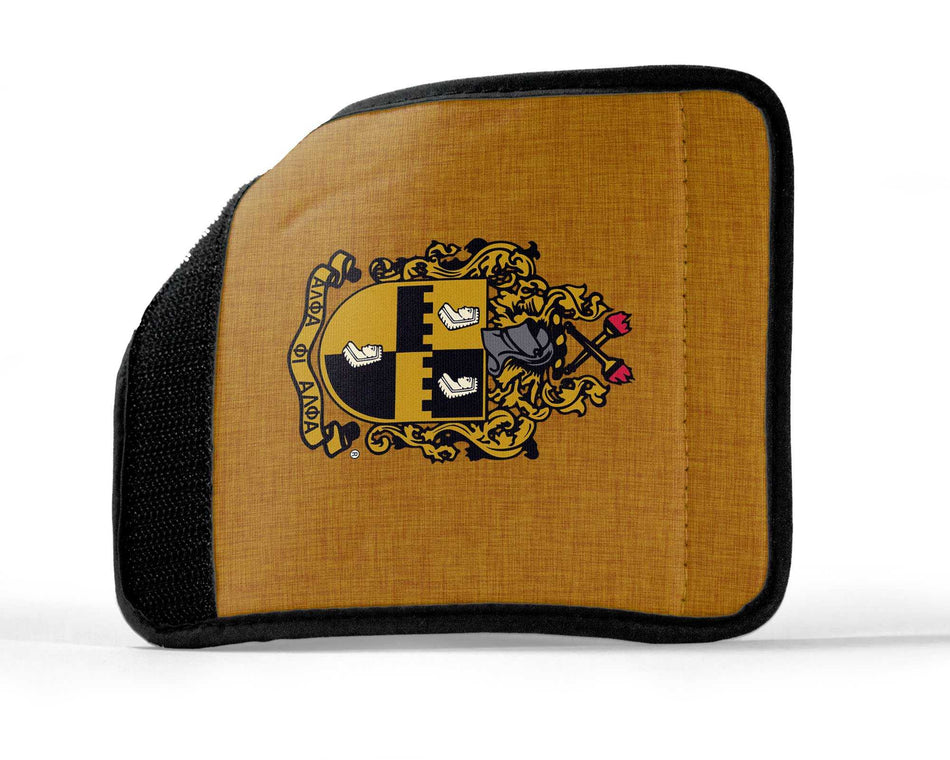 A-PHI! TRAVEL - Alpha Phi Alpha Luggage Handle Wrap