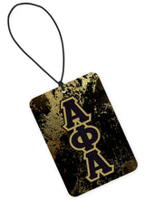 A-Phi! AUTO ACCESSORIES - Alpha Phi Alpha Reusable Air Freshener