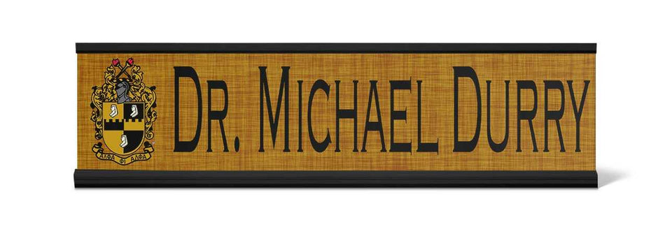 A-PHI! OFFICE - Desk Nameplate - BEST SELLER!!!