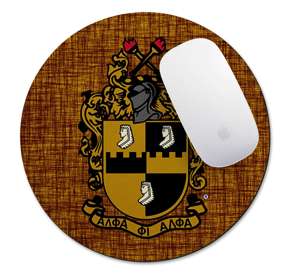 A-PHI! OFFICE - Alpha Phi Alpha Mouse Pad - BEST SELLER!!!